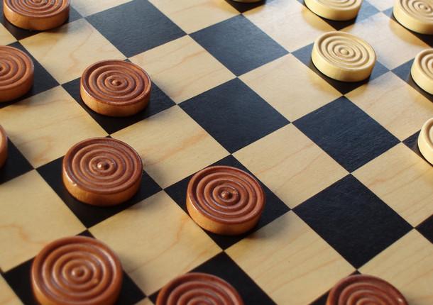 В Раевской провели городской турнир по русским шашкам