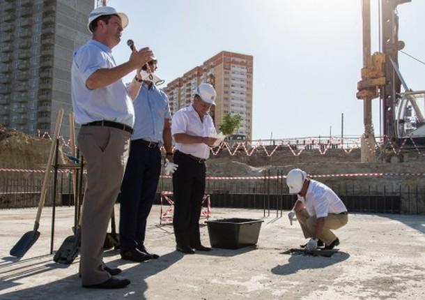 В Новороссийске представили новый ЖК «Черноморский»