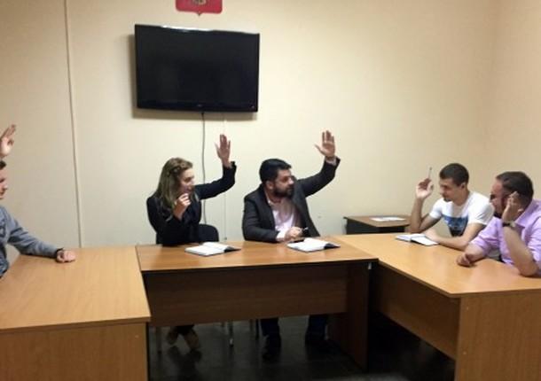 В Центральном районе заседал Молодежный совет
