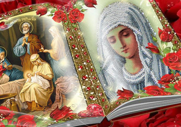 Православные Новороссийска отметили Рождество Пресвятой Богородицы